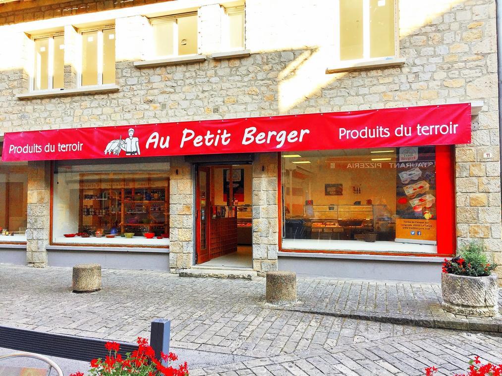 Au Petit Berger, Séverac-le-Château