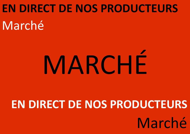 Marché - en direct de nos producteurs