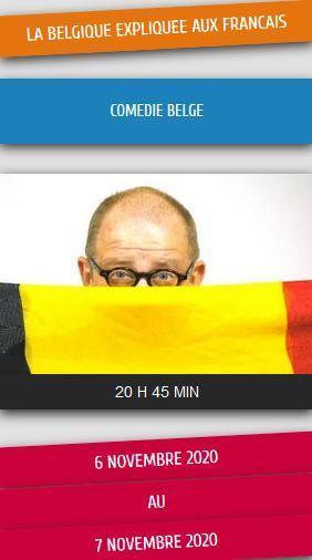 Belgique expliquée aux français