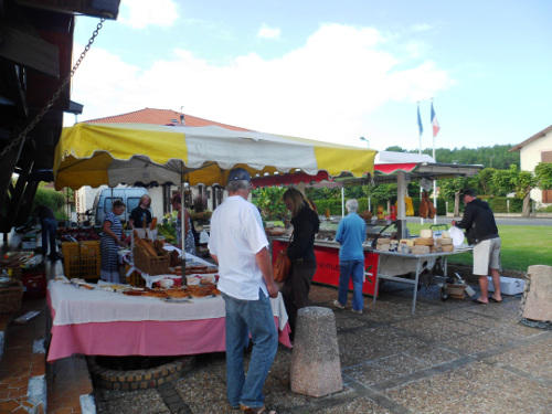 marché st girons