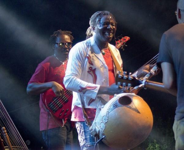 Concert sabaly