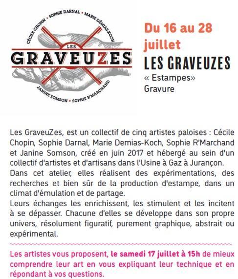 Expo Graveuzes