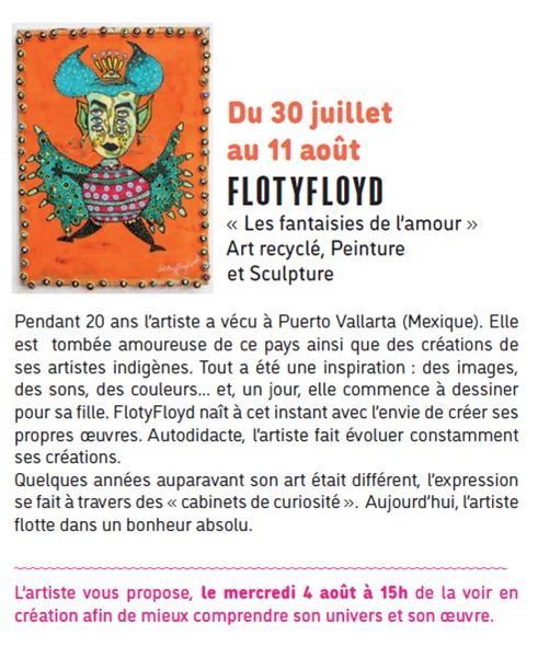 Expo flotyfloyd