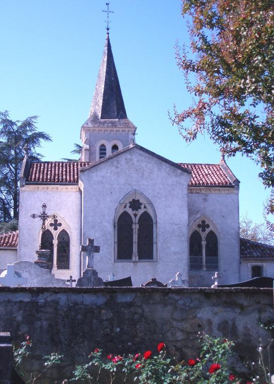 Eglise de Dumes