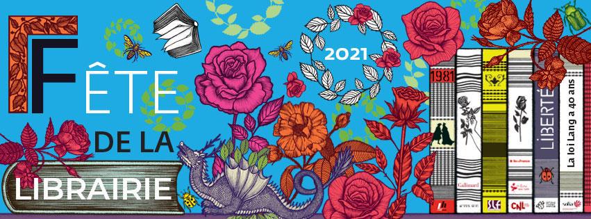 Fête Librairie Avril 2021