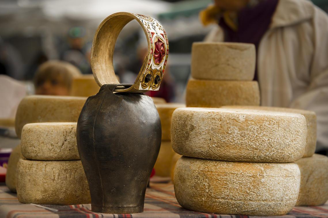 Fromages - Fête des bergers - ARAMITS