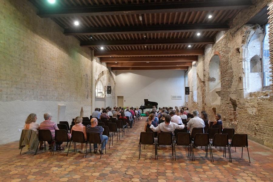 Jacobins concert