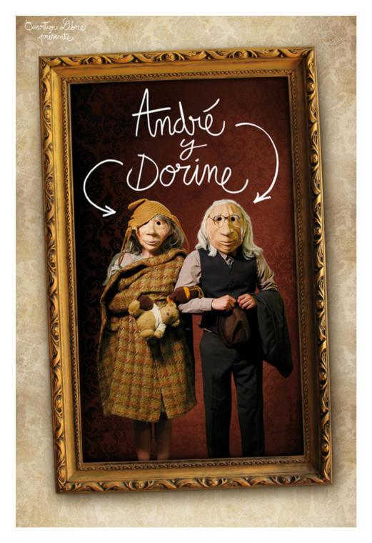 LEON - Affiche André y Dorine