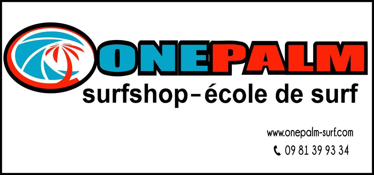 LEON_One Palm_Enseigne shop