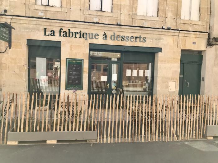 La Fabrique à desserts