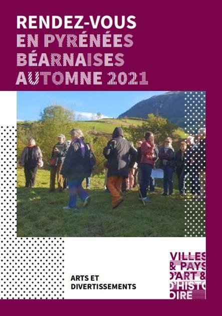 Rendez-vous en Pyrénées Béarnaises automne