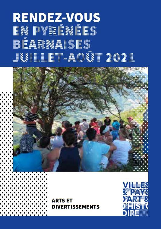 Rendez-vous en Pyrénées béarnaises - Couverture