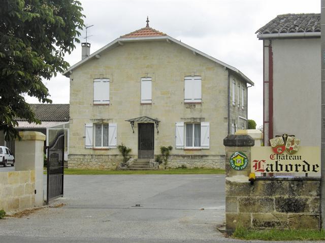 St-Médard-de-Guizières - Chateau Laborde