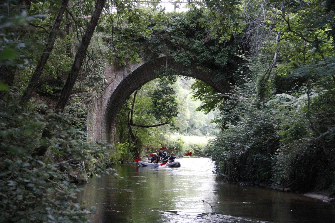 St-Michel-Escalus-Canoe-Land