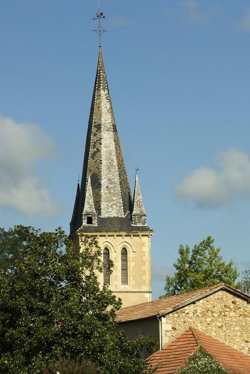 Saint-Cricq Chalosse-Eglise