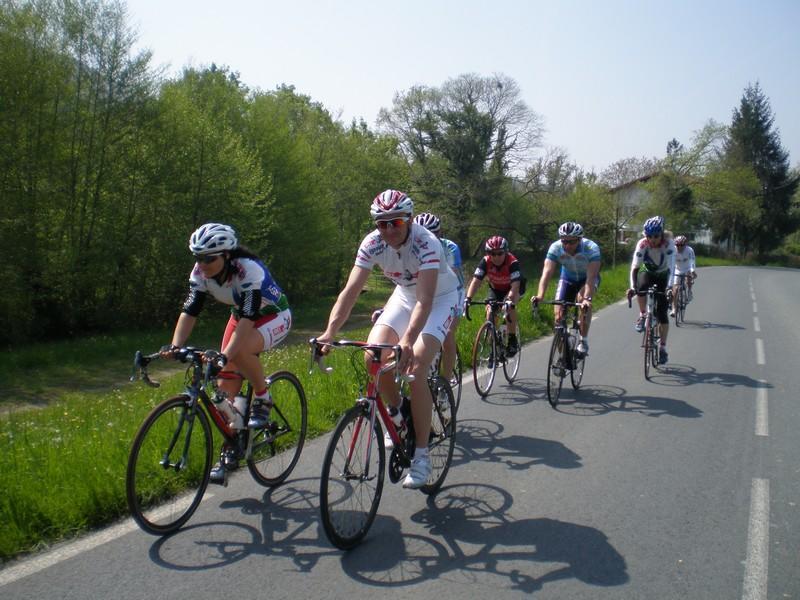 Stage Vélo Béarn Pays Basque