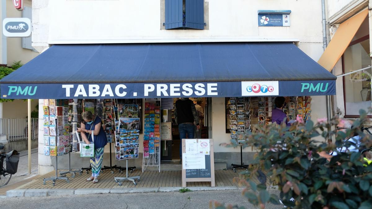 Tabac presse Etcheberry