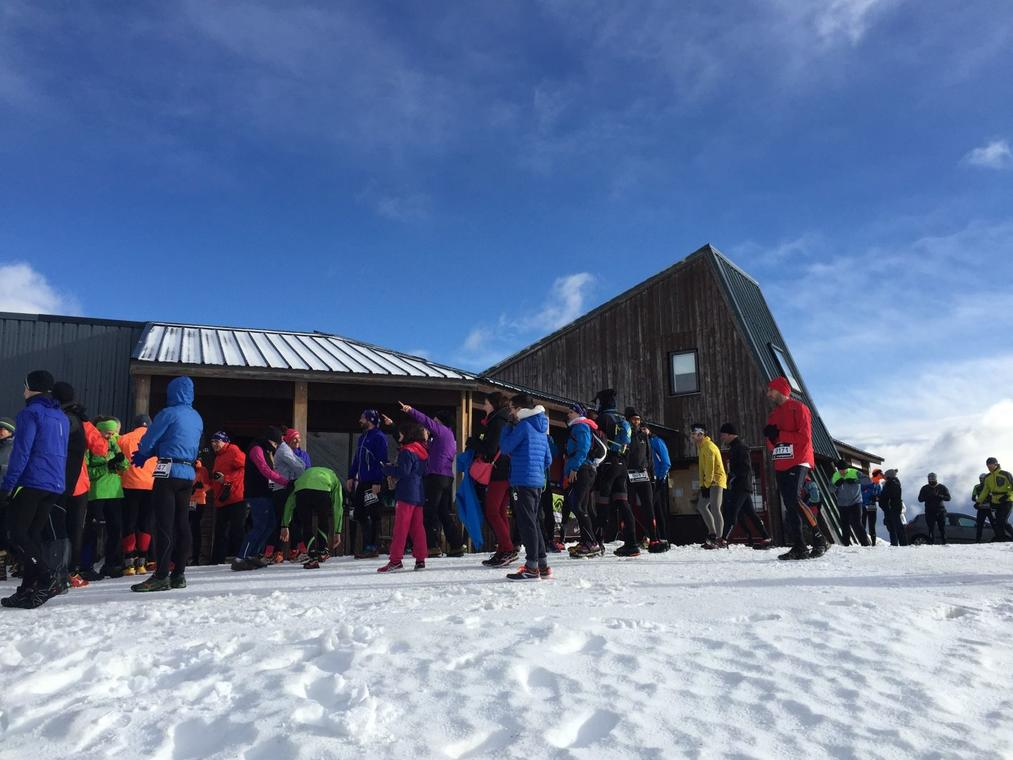 Trail Blanc Issarbe