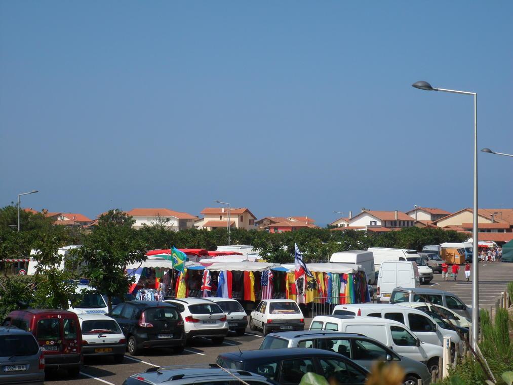 marché plage