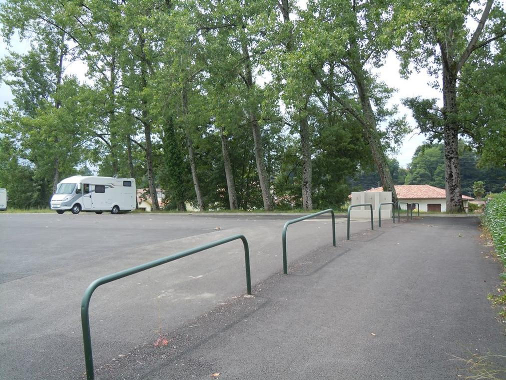 aire service camping-car