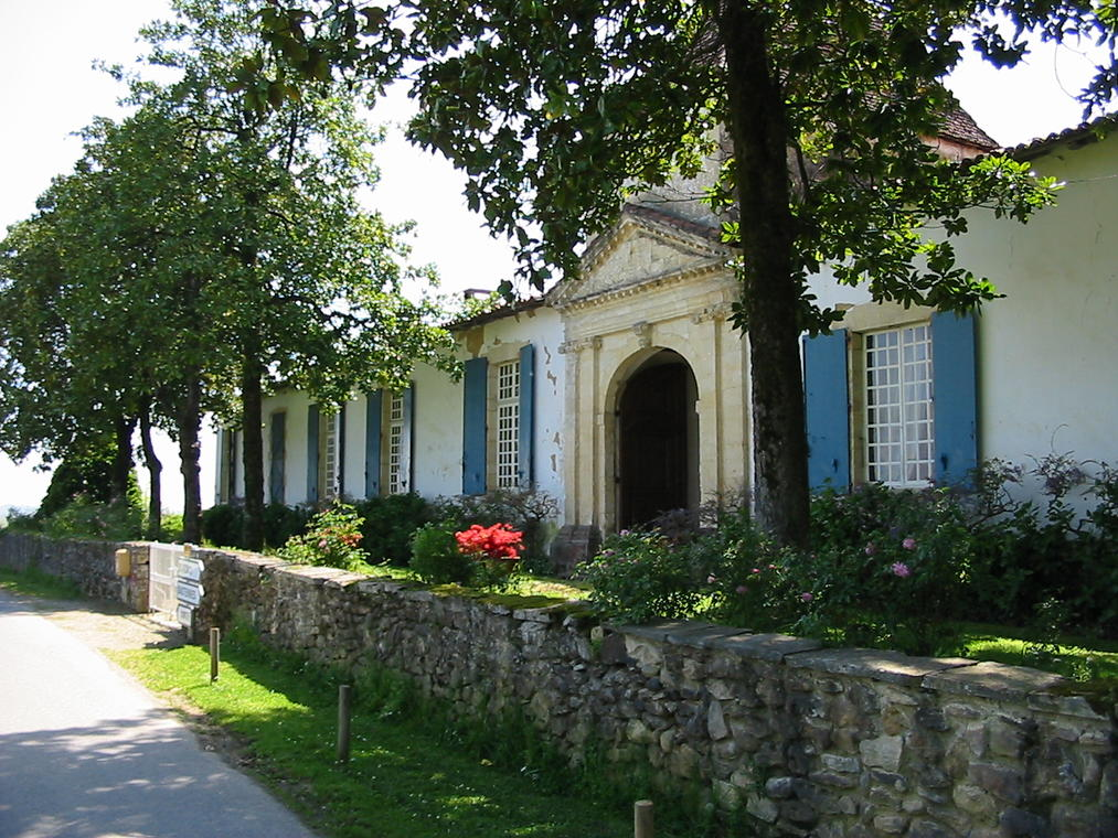 château Gaujacq