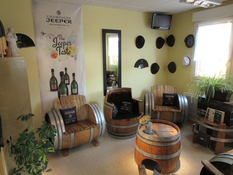 Maison de Champagne Jeeper - Faverolles-et-Coemy