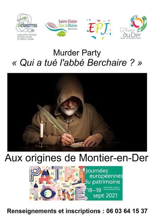 Montier Murder Party