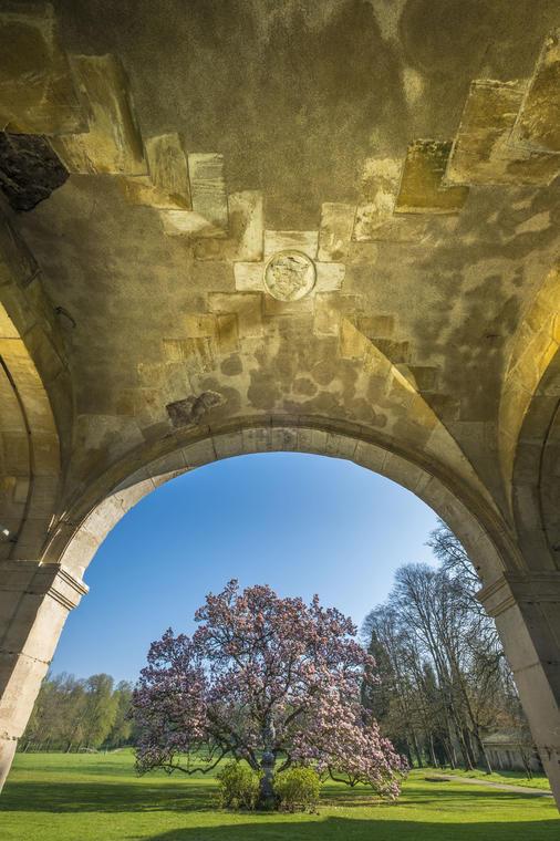 Abbaye de Trois Fontaines