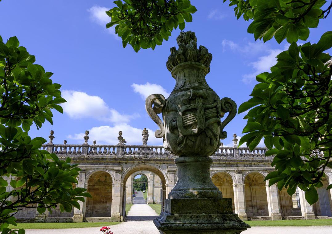 Abbaye de Trois Fontaines -