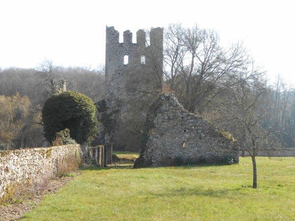 Abbaye de Nesle la Réposte
