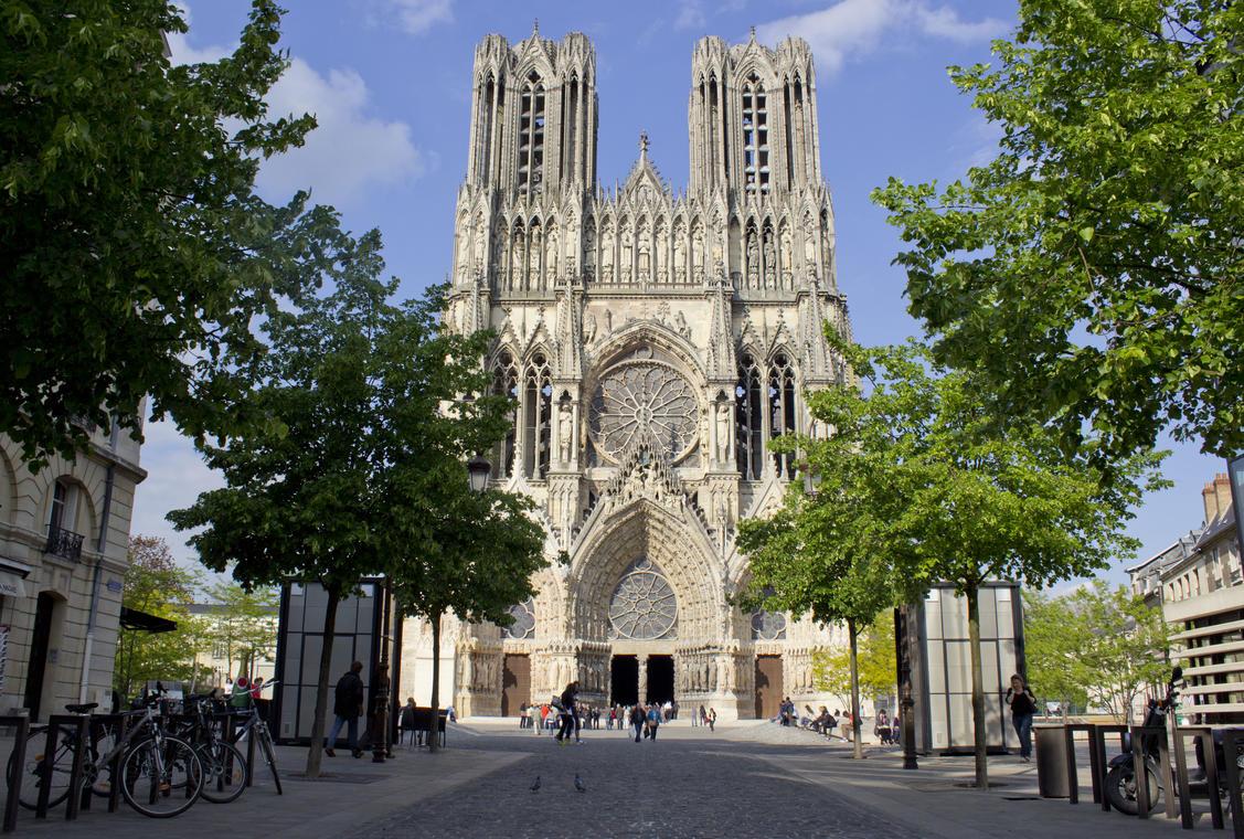 Cathédrale Notre-Dame de Reims © Carmen Moya (10)
