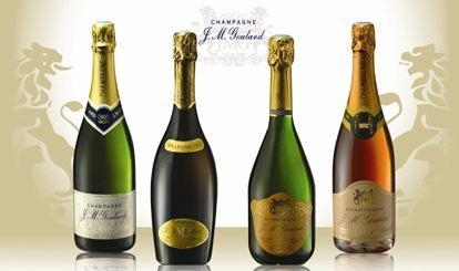 Champagne J.M. Goulard - Prouilly