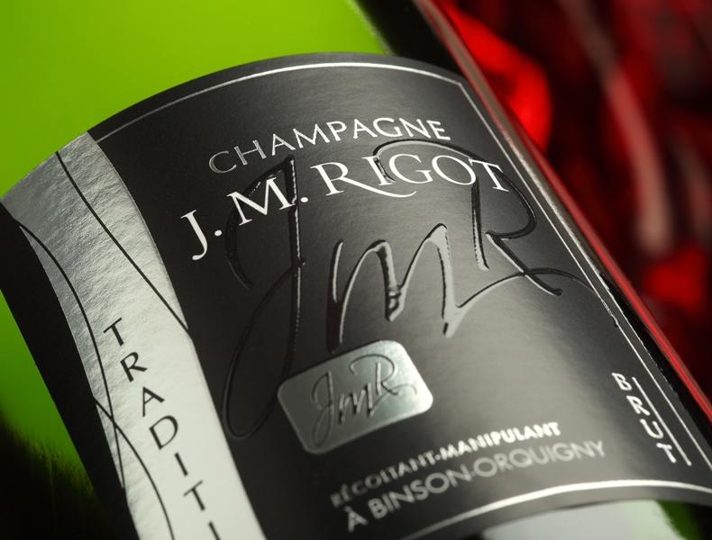 Champagne Jean-Marie Rigot - Binson et Orquigny