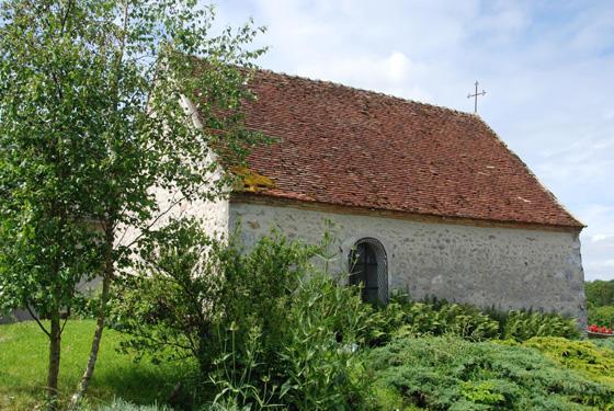 Chapelle Saint-Vinebault - Villeneuve-la-Lionne