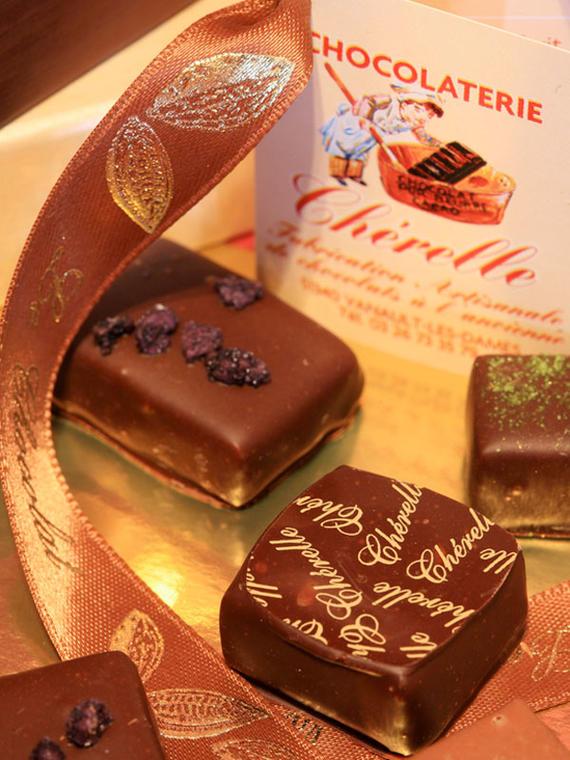 Chocolaterie Cherelle