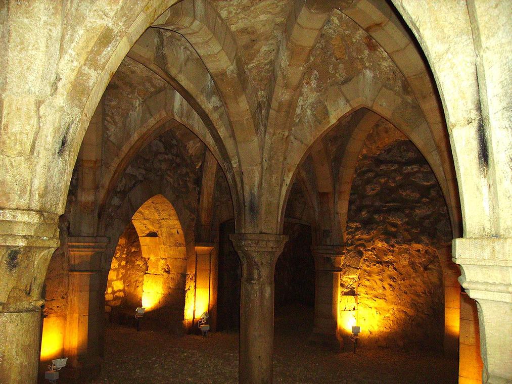 Crypte de Troissy