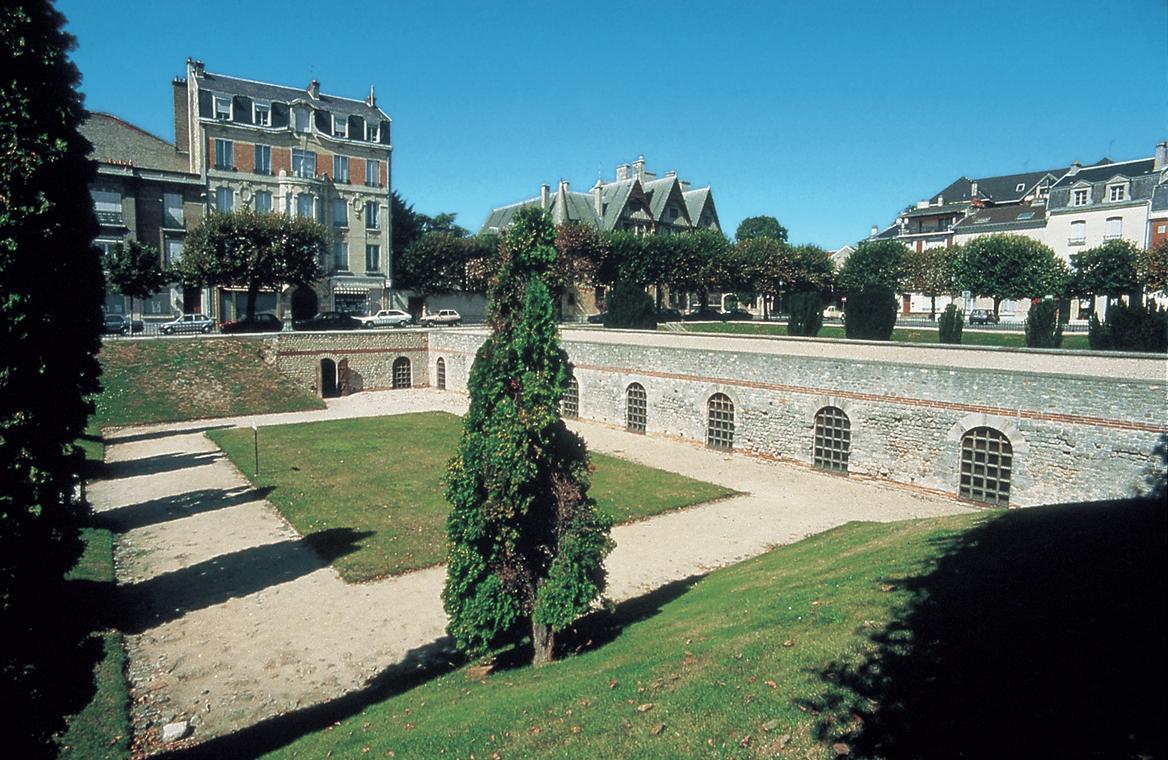 Cryptoportique - Reims