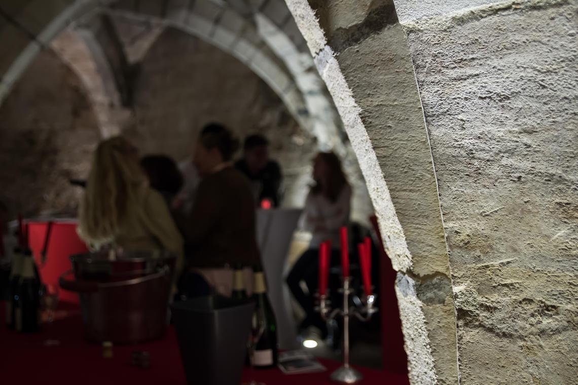 Dégustation Caves Médiévales