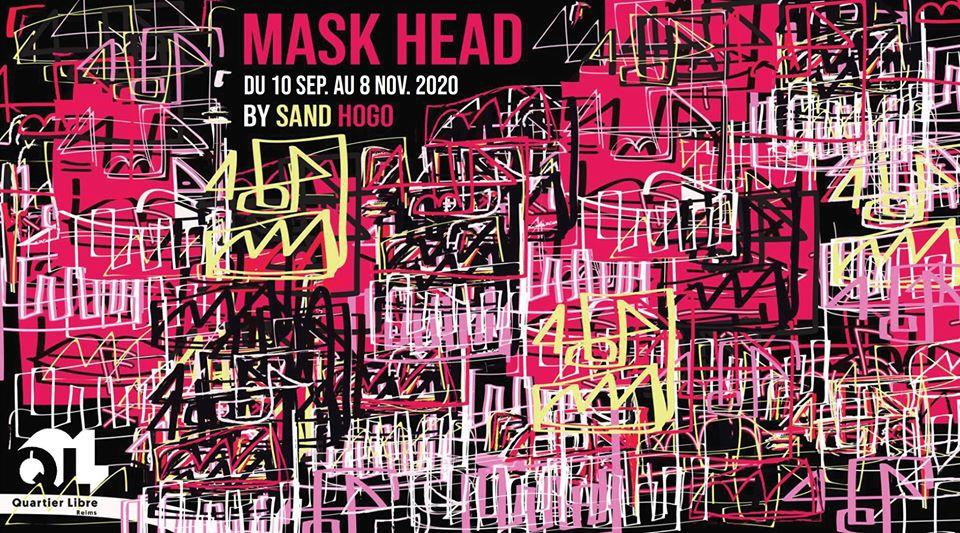 Exposition Mask Head