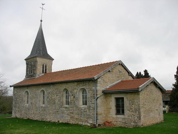 Doulevant-le-Petit Eglise Saint-Louvent