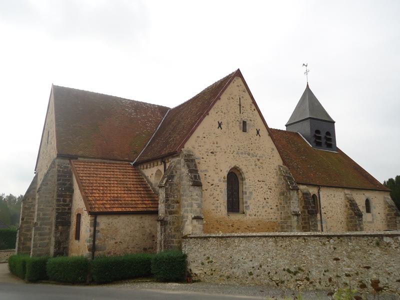Eglise - La Noue