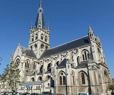 Eglise Notre-Dame - Epernay