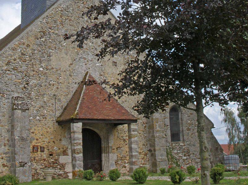 Eglise Saint Antoine - Escardes