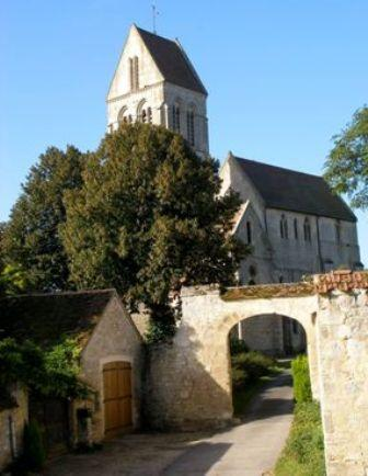 Eglise Saint Julien - Courville