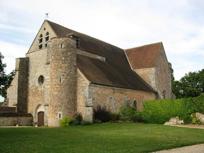 Eglise Saint-Léger - Chatillon-sur-Morin