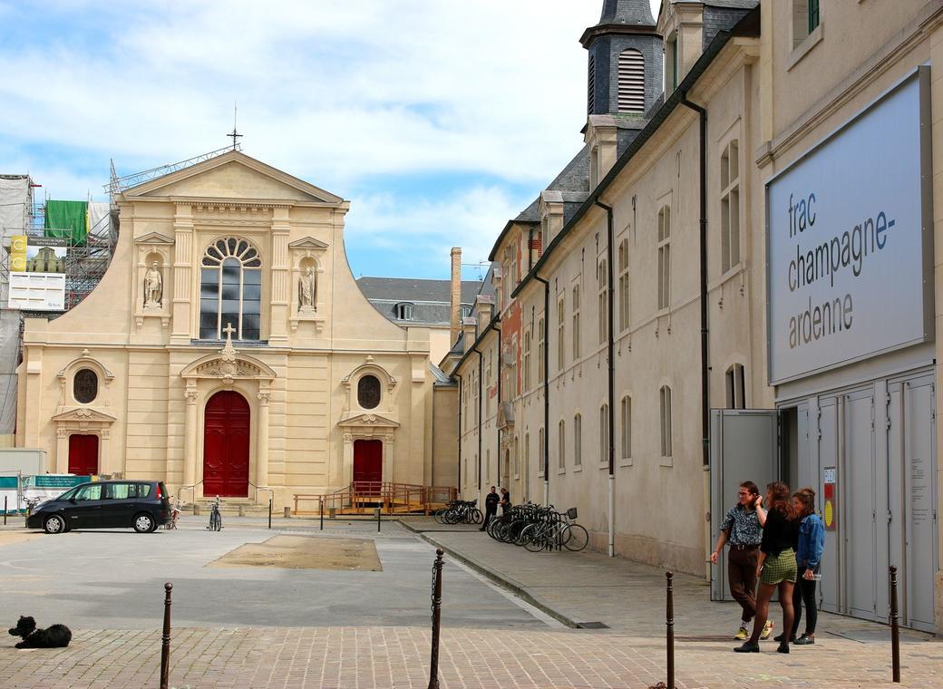 Eglise Saint-Maurice, avril 2018 (c) Pauline Colin