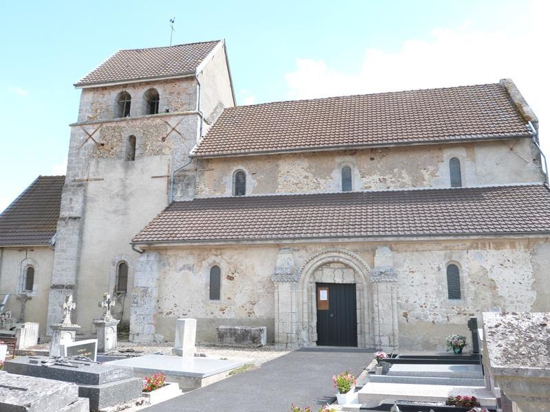 Eglise Saint Memmie - Villeneuve-Renneville-Chevigny