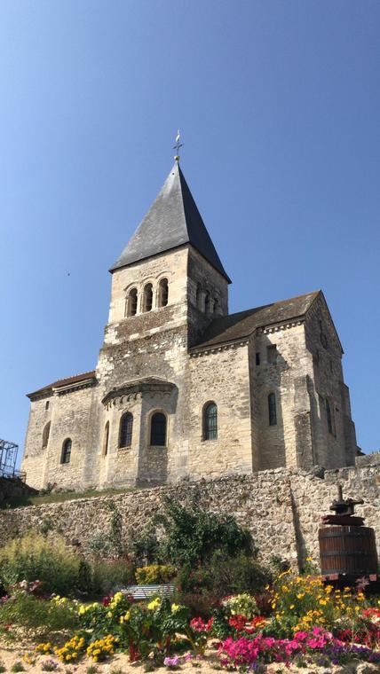 Eglise de Sacy (c) Pauline Colin