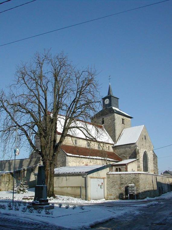 Eglise Saint Pierre Saint Paul - Vert-Toulon