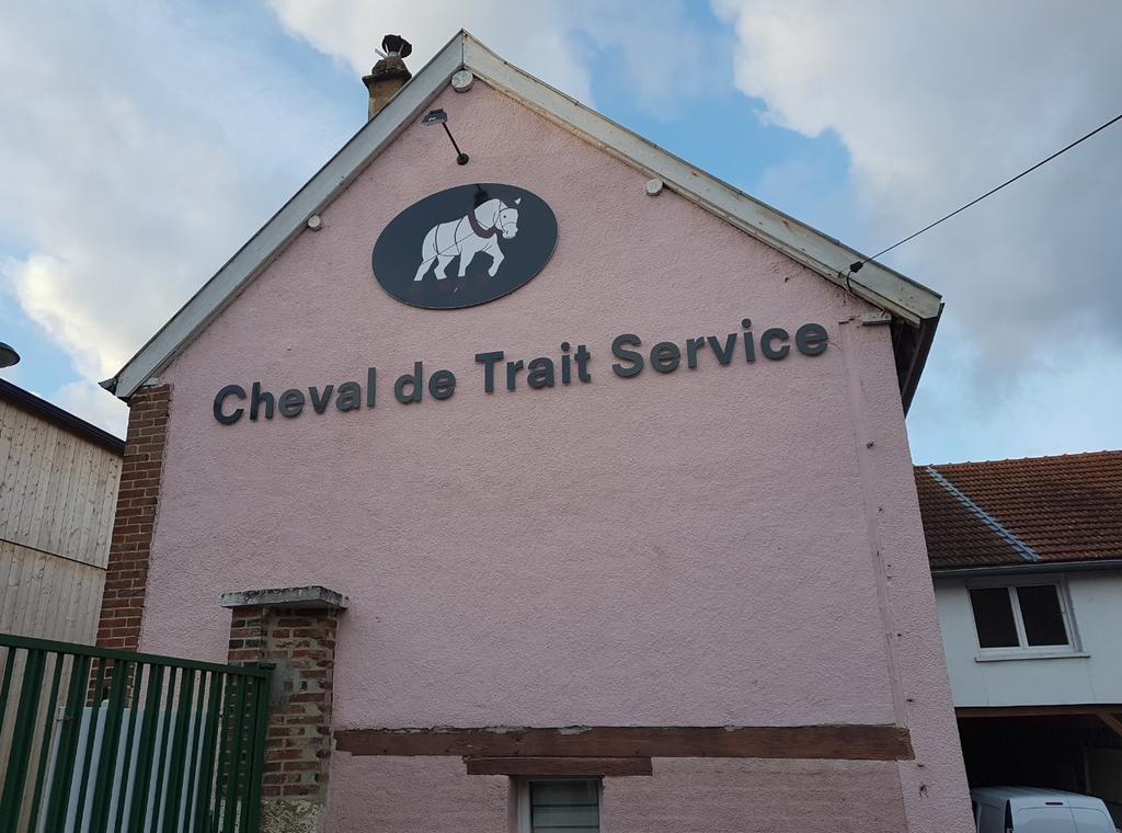 Gïte Cheval de Trait Service